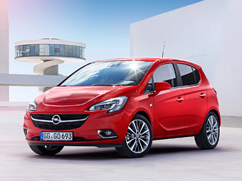 Opel рассекретил хэтчбек Corsa нового поколения