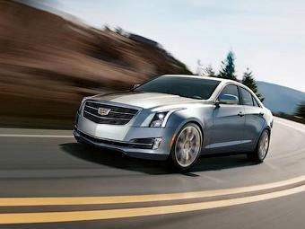 Cadillac обновил седан ATS