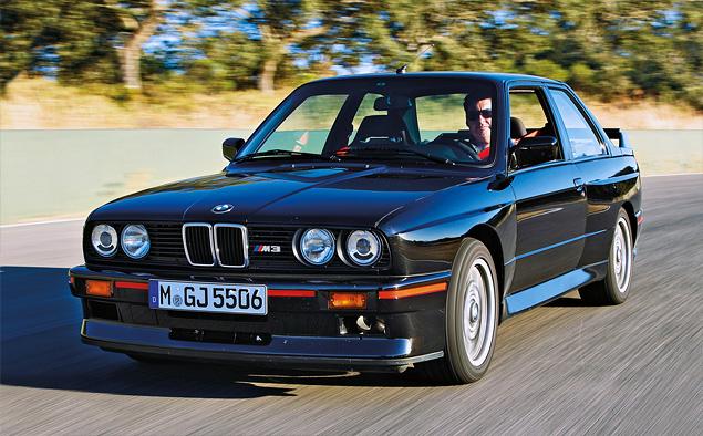Самые интересные спецверсии BMW M3