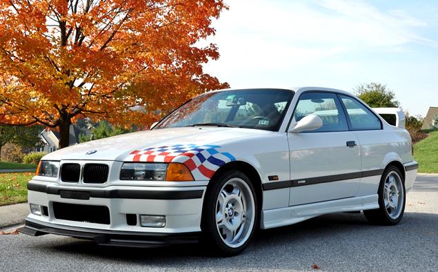 Самые интересные спецверсии BMW M3. Фото 4