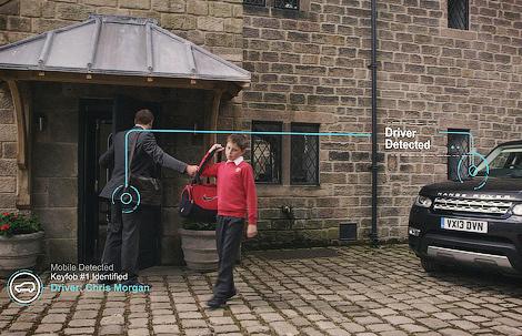 Британские автопроизводители рассказали о своих новых технологиях