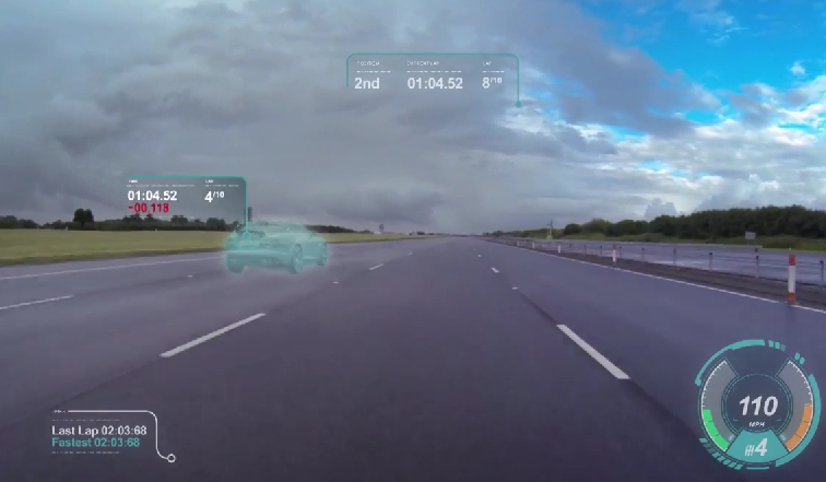 Британские автопроизводители рассказали о своих новых технологиях. Фото 1