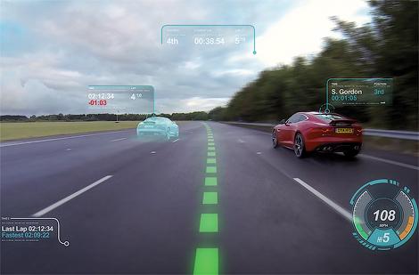 Британские автопроизводители рассказали о своих новых технологиях. Фото 2