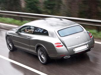 Bentley займется выпуском индивидуальных кузовов