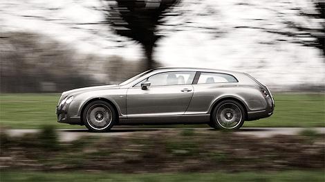 В Bentley задумались о возможности расширения программы персонализации машин