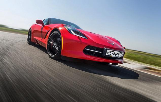 Где делают самые крутые суперкары: тест Chevrolet Corvette, BMW M4, Jaguar F-Type и Nissan GT-R. Фото 8