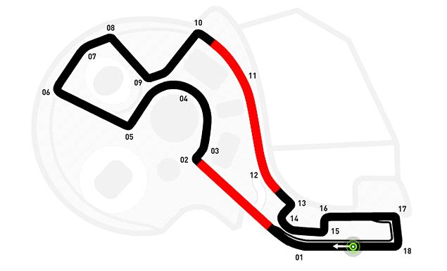 """Гоночный директор Формулы-1 отвел """"Сочи Автодрому"""" три места для обгонов"""