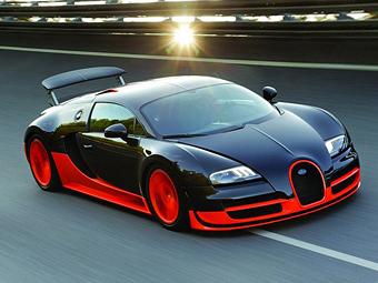 Bugatti заменит Veyron 1500-сильным гибридом