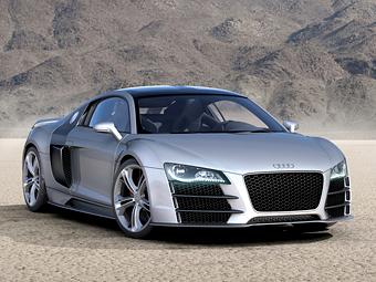 Следующий Audi R8 получит дизельный мотор