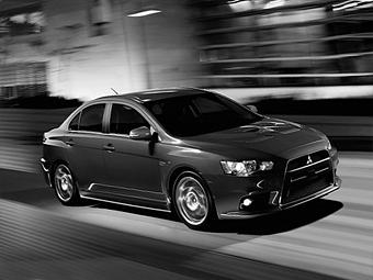 Компания Mitsubishi в последний раз обновила Lancer Evolution