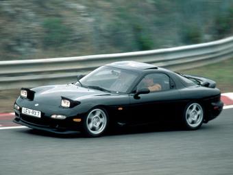 """Преемника Mazda RX-7 оснастят 455-сильным """"ротором"""" с турбиной"""