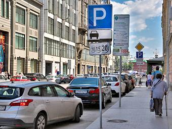 В Москве попросили отложить расширение зоны платной парковки