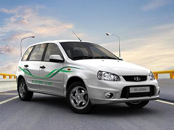 «АвтоВАЗ» разработает новый электромобиль