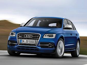 Кроссовер Audi SQ5 стал шестимиллионной quattro-моделью
