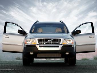 Компания Volvo завершила сборку внедорожника XC90
