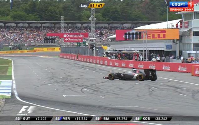 Онлайн-трансляция десятого этапа Формулы-1