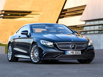 Mercedes-Benz оснастил купе S-Class твин-турбо мотором V12