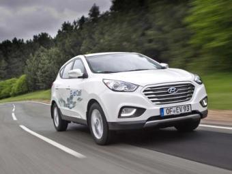Водородный Hyundai пересек Скандинавию без дозаправки