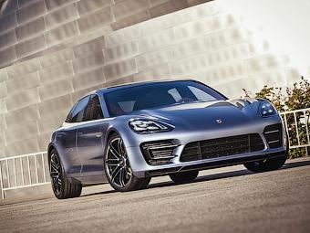Компания Porsche отложила выпуск «мини-Панамеры»