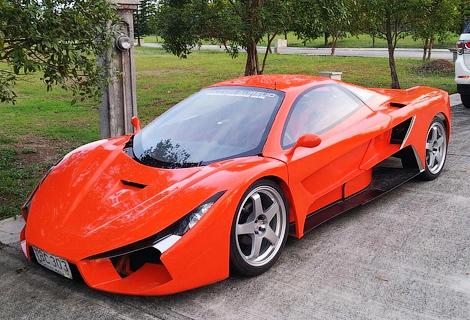 Спорткупе Factor Aurelio будет оснащаться четырехцилиндровыми моторами. Фото 2