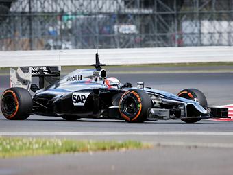 """McLaren вслед за """"Мерседесом"""" отказался от нелегальной подвески"""