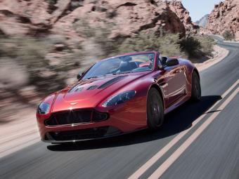 Aston Martin построил самый быстрый родстер в своей истории