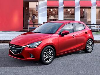 """Mazda представила новую """"двойку"""""""