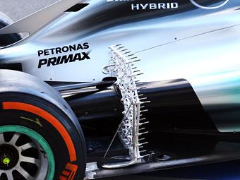 Все команды Формулы-1 отказались от нелегальной подвески