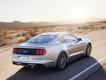 Ford сообщил подробности о моторах нового «Мустанга»