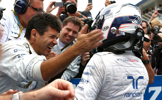 Немец выиграл домашнюю гонку Формулы-1 на немецкой машине с немецким мотором. Фото 2