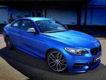 """Компания BMW построит 12 """"трековых"""" купе M235i"""