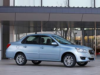 Datsun назвал рублевую стоимость всех версий седана on-DO