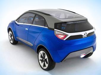 Tata поделится шасси с моделями Jaguar и Land Rover