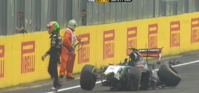 Онлайн-трансляция одиннадцатого этапа Формулы-1. Фото 1