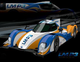"Организатор ""24 часов Ле-Мана"" представил класс LMP3"