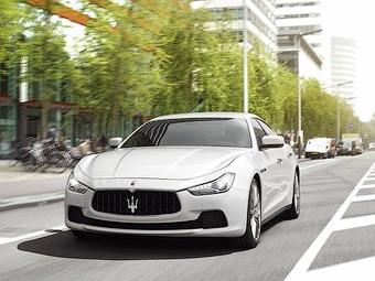 Maserati ограничит выпуск автомобилей ради эксклюзивности