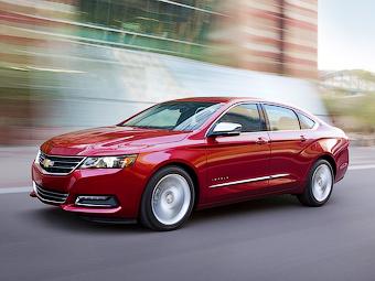 В США выбрали лучшие машины для пожилых водителей