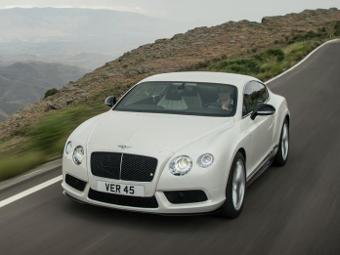 В Bentley задумались о небольшом купе