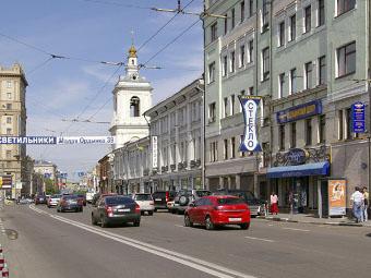 Москвичам предложили проголосовать за снижение скорости в центре