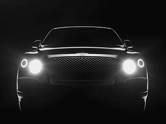 Bentley построит самый быстрый внедорожник в мире