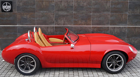 Компания ATS показала четыре модификации модели Leggera. Фото 2