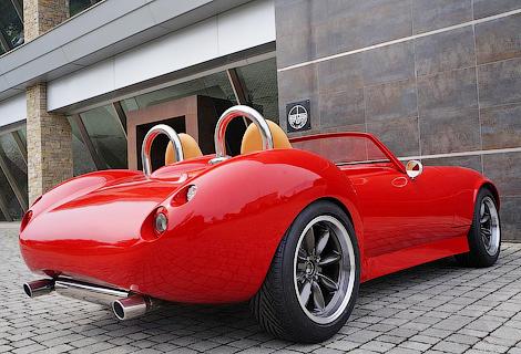Компания ATS показала четыре модификации модели Leggera. Фото 3
