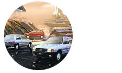 От шедевра дизайна до драйверс-кара: история Fiat Panda. Фото 6