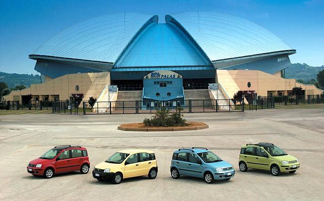 От шедевра дизайна до драйверс-кара: история Fiat Panda. Фото 9