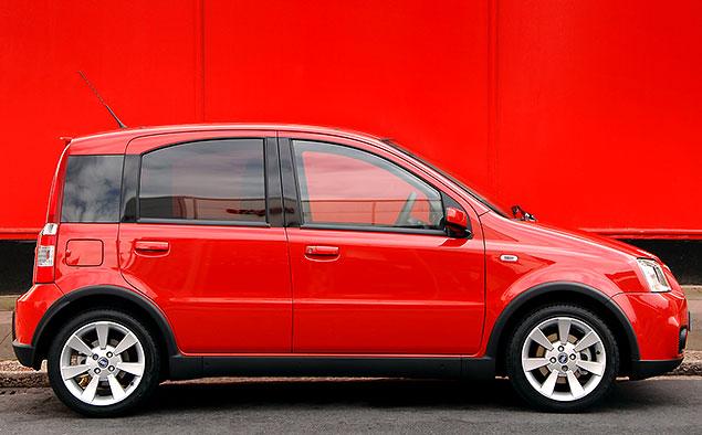 От шедевра дизайна до драйверс-кара: история Fiat Panda. Фото 10
