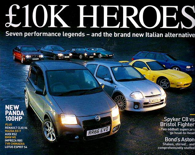 От шедевра дизайна до драйверс-кара: история Fiat Panda. Фото 12