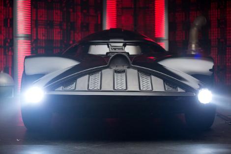 """Производитель игрушек разработал автомобиль для персонажа """"Звездных войн"""""""