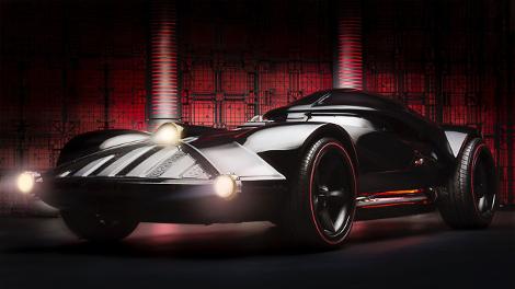 """Производитель игрушек разработал автомобиль для персонажа """"Звездных войн"""". Фото 1"""