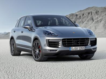 Porsche Cayenne стал подзаряжаемым гибридом
