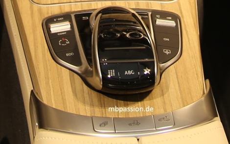 Открытую версию C-Class покажут осенью 2015 года во Франкфурте